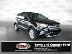 New 2019 Ford Escape SE SUV for sale in Charlotte, NC