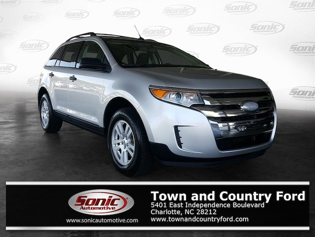 Used 2012 Ford Edge SE 4dr  FWD SUV for sale in Charlotte, NC