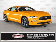 New 2018 Ford Mustang EcoBoost Coupe for sale in Charlotte, NC