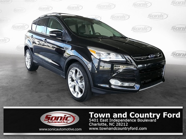 Used 2013 Ford Escape Titanium 4WD 4dr SUV for sale in Charlotte, NC