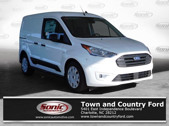Ford Cargo Van For Sale >> New 2019 Ford Transit Connect For Sale Charlotte Nc