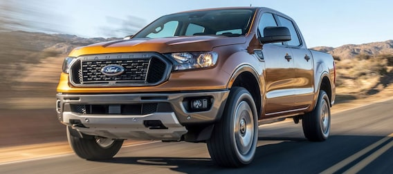 2019 Ford Ranger Review Specs Features Charlotte Nc