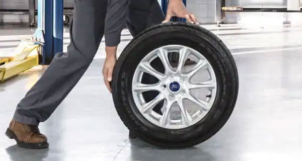 Ford Tire Service