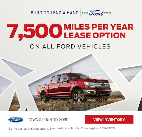 7500 miles Lease