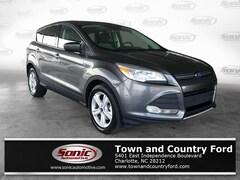 Bargain 2015 Ford Escape SE FWD 4dr SUV for sale in Charlotte, NC