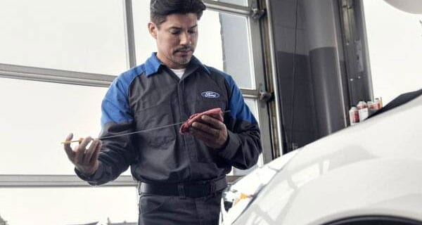 Ford Oil Change Service