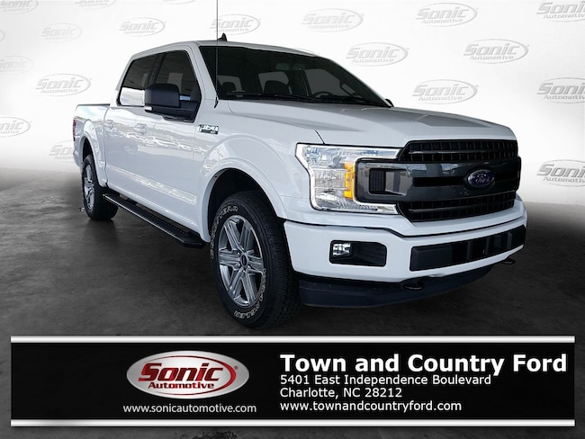 New 2019 Ford F-150 XLT Truck SuperCrew Cab for sale in Charlotte, NC