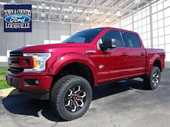 2018 Ford F-150 4WD Supercrew Box Truck