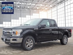 2018 Ford F-150 4WD Supercab Box Truck