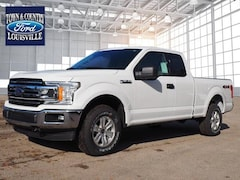 2019 Ford F-150 4WD Supercab Box Truck