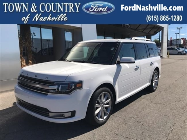 2017 Ford Flex Limited AW AWD Limited  Crossover