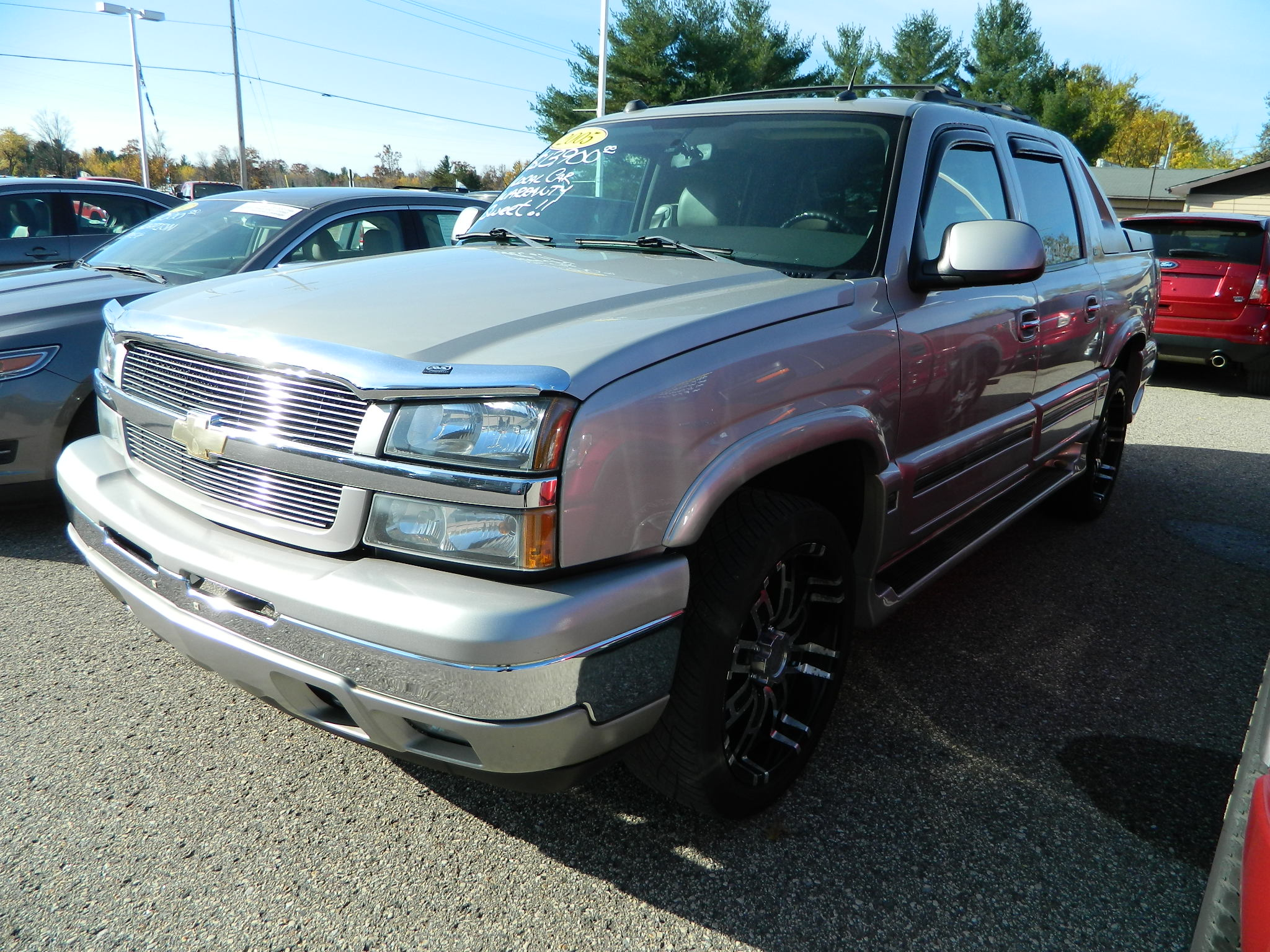 2005 Chevrolet Avalanche 1500 Z71 Truck Crew Cab