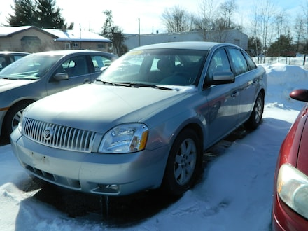 2006 Mercury Montego Luxury Sedan