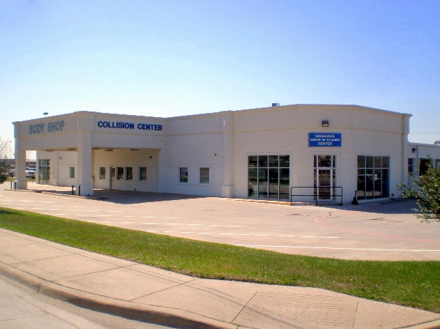 Town East Collision Used Collision Dealership In Mesquite TX - Ford collision center