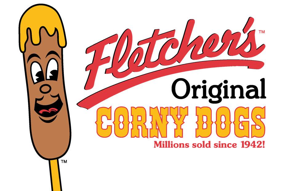 Fletcher's Corny Dogs Logo