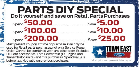 ford part specials & discounts | ford oem parts | in mesquite near