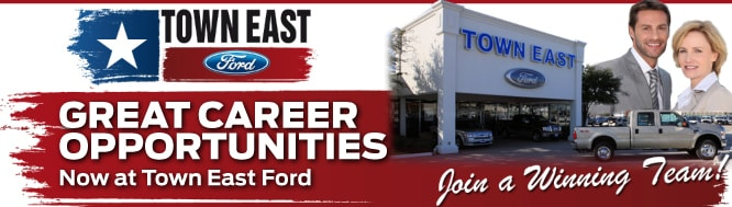 Automotive Employment Opportunities at Town East Ford  sc 1 st  Town East Ford & Mesquite Car Dealer | New Ford u0026 Used Cars | Auto Service Repair ... markmcfarlin.com