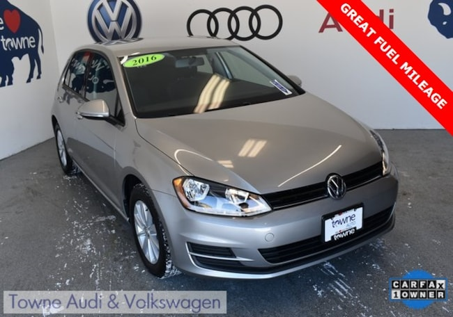 2016 Volkswagen Golf TSI Hatchback