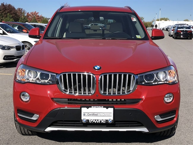 pre owned 2017 bmw x3 for sale at towne bmw vin. Black Bedroom Furniture Sets. Home Design Ideas