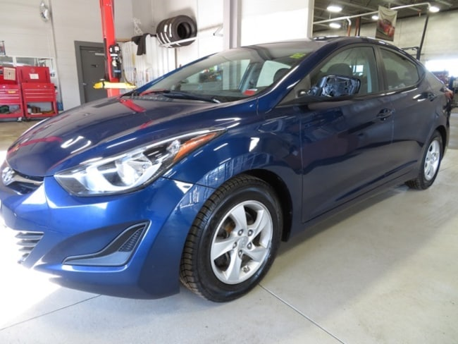 Used 2015 Hyundai Elantra SE Sedan For Sale Orchard Park NY
