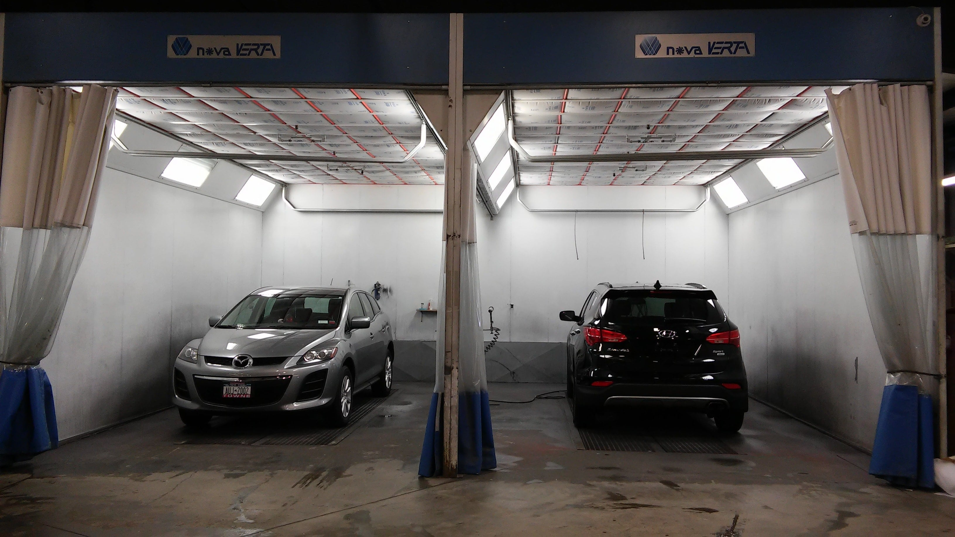 Collision Repair Center >> Collision And Auto Body Repair Center Towne Chrysler Dodge Jeep Ram