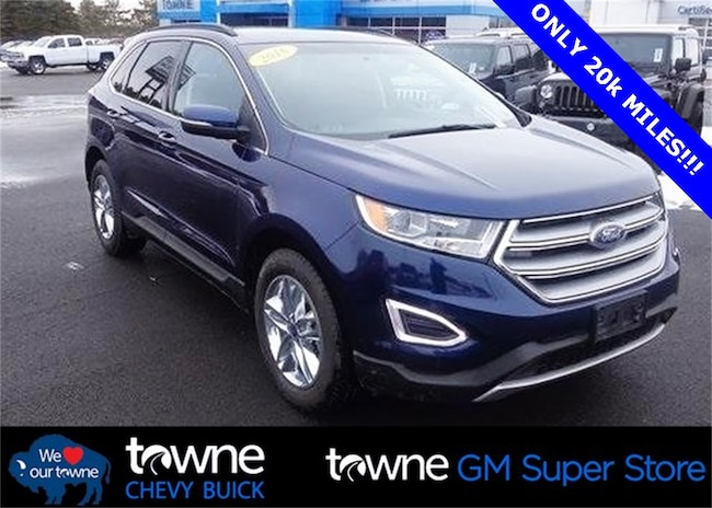Used 2016 Ford Edge For Sale   Orchard Park NY   VIN