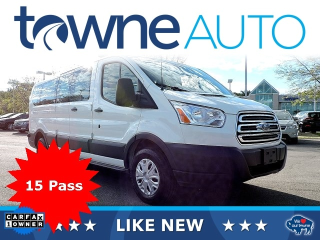 2018 Ford Transit-350 Wagon Low Roof Passenger Wagon