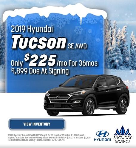 2019 Tucson