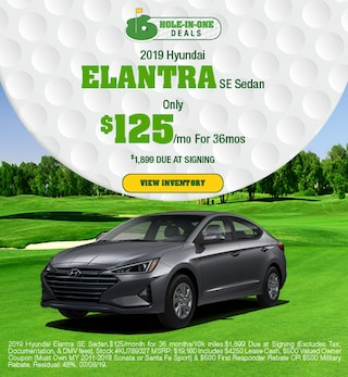 June 2019 Elantra Lease