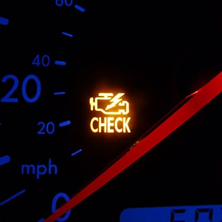 What To Do When Your Check Engine Light Turns On: