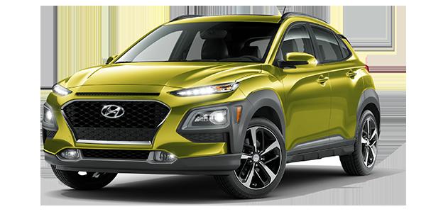 New 2018 Hyundai Kona  at