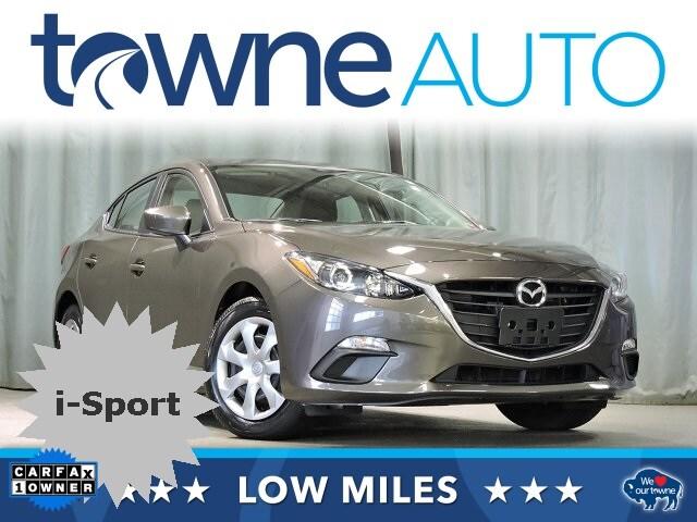 2016 Mazda Mazda3 i Sport Sedan