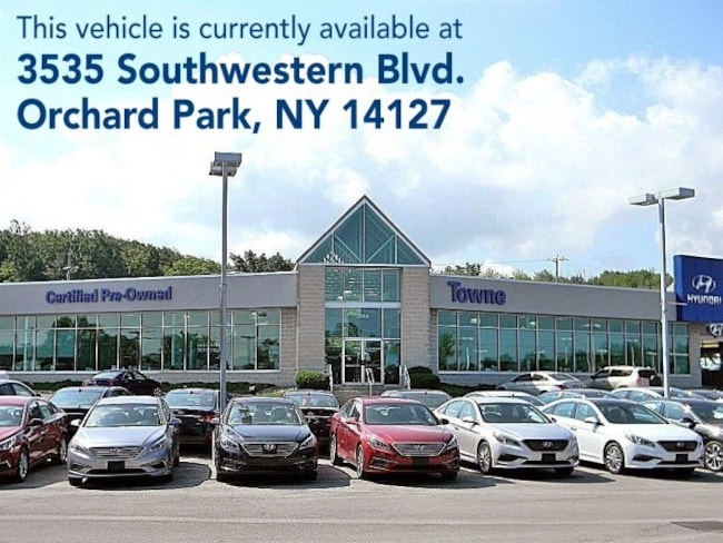 Used 2018 Lincoln Mkc For Sale Orchard Park Ny