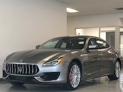 2018 Maserati Quattroporte S Q4 GranSport Sedan