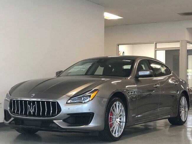2018 Maserati Quattroporte S Q4 GranSport Sedan