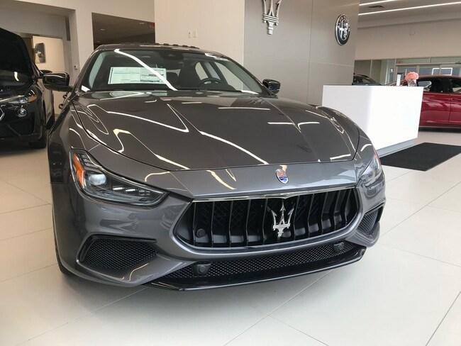 2019 Maserati Ghibli S Q4 GranSport Sedan
