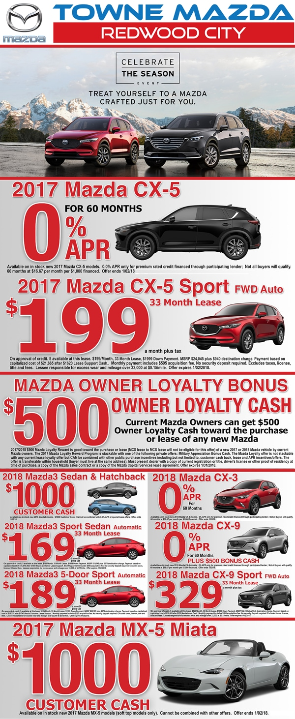 Check Out New Mazda Inventory For Sale During Mazda Hiliday Sales EVent.