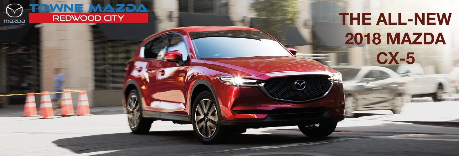 Mazda CX - Mazda service san francisco