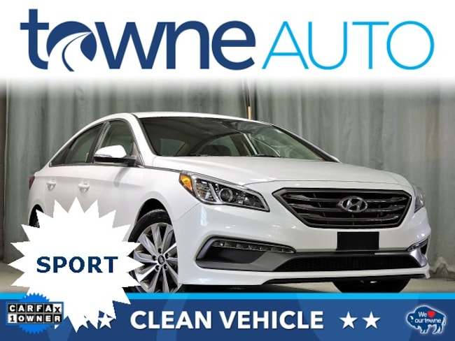 Used 2017 Hyundai Sonata Sport w/PZEV Sedan For Sale Orchard Park NY
