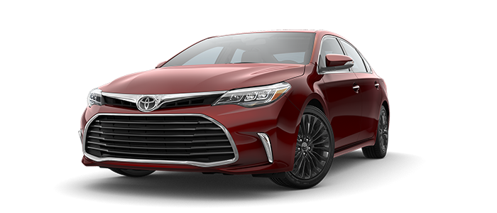 New 2018 Toyota Avalon XLE at