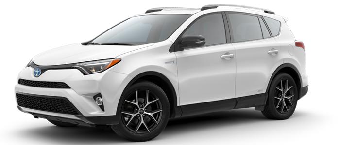 New 2017 Toyota Rav4 Hybrid XLE at Towne Toyota