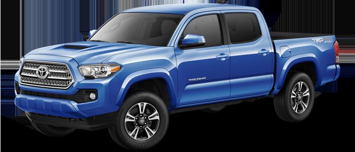 New 2017 Toyota Tacoma 4x4 SR Crew Cab at Towne Toyota