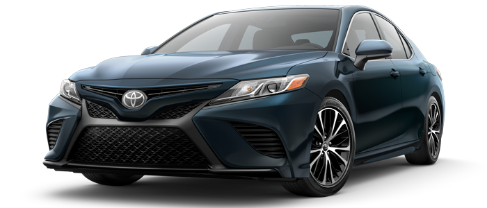 New 2018 Toyota Camry LE at