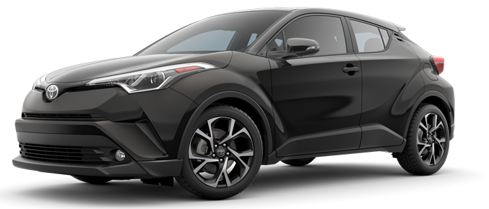 New 2018 Toyota C-HR XLE HBK at Towne Toyota