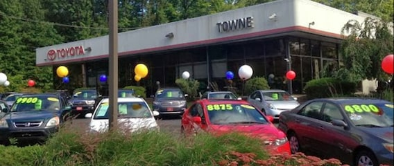 Toyota Dealer Nj >> Toyota Dealer Near Landing Nj Towne Toyota