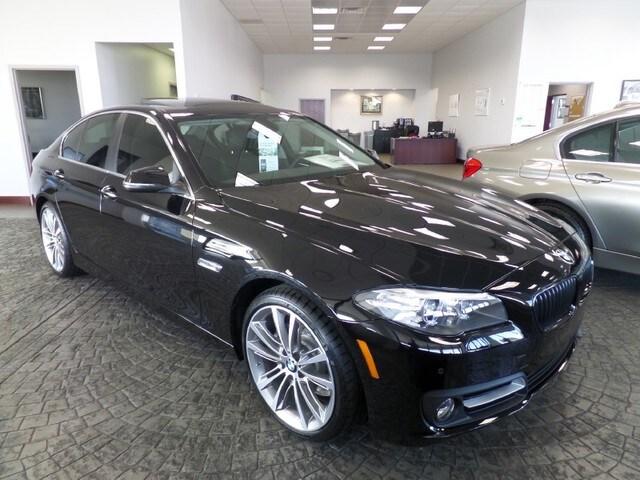 2016 BMW 528i 528i Sedan