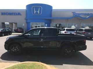 2018 Honda Ridgeline Black Edition Pickup Truck
