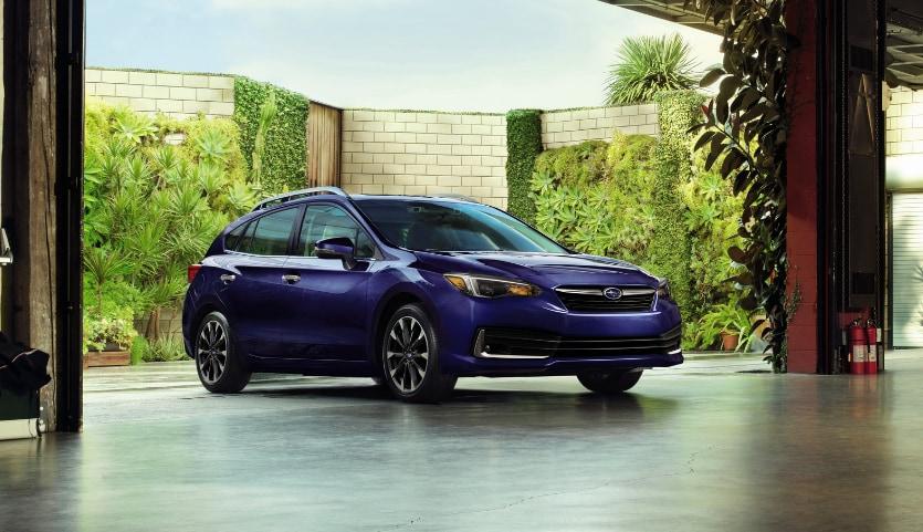 Pricing & Specifications for the 2022 Subaru Impreza