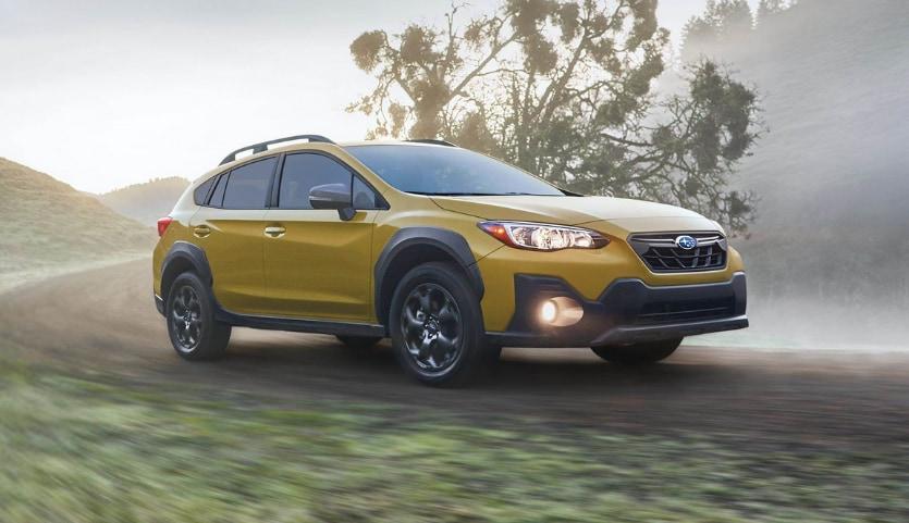 Subaru Crosstrek Name KBB's 2020 Most Awarded