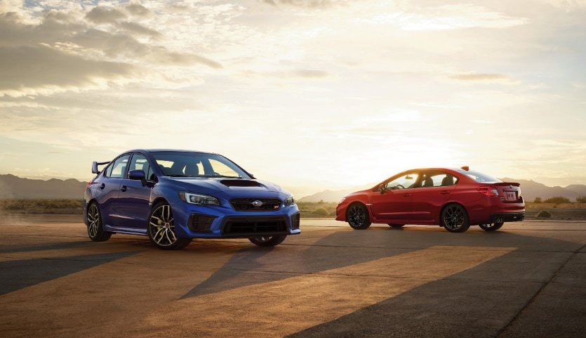 pricing and specifications for the 2021 subaru wrx and wrx sti